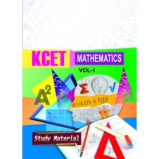 KCET Mathematics Vol 1